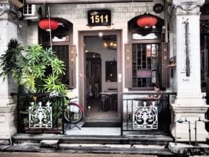 Cafe 1511, Melaka