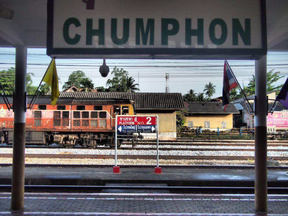 Chumphon Railway Station