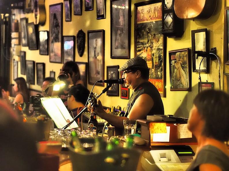 Ringo's Bar, Melaka