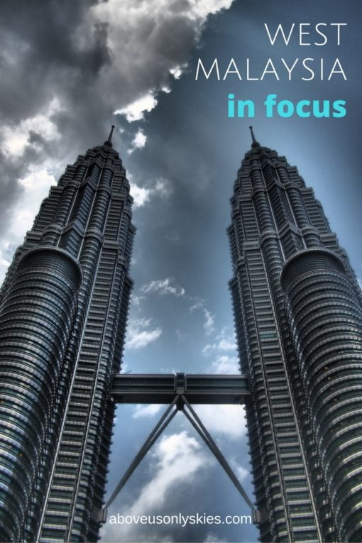 West Malaysia in focus