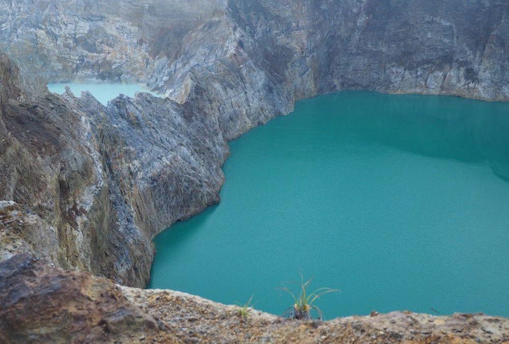 The Incredible Crater Lakes Of Kelimutu