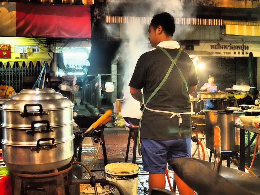 Fikeaw Yao Wa-Ray restaurant