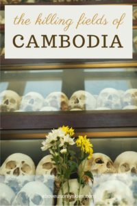 The one place that everyone who visits Cambodia should see.