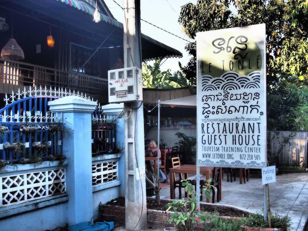 Le Tonle Guest House