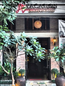 Vacation Boutique Hotel, Phnom Penh