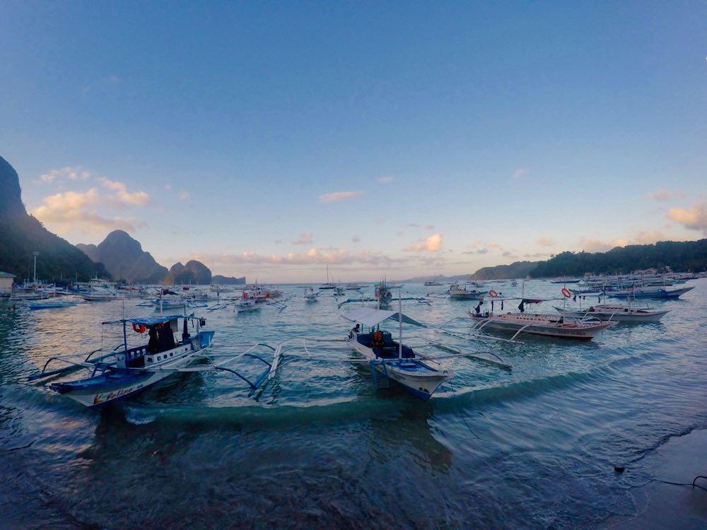 El Nido bay