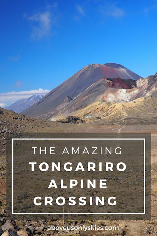 This is possibly one of New Zealand's most challenging one day Hikes. The Tongariro Alpine Crossing is a true adventure as the track winds past emerald coloured lakes and through stunning landscape. Hiking in this National Park is an activity not to be missed! #tongariro #onedayhikes #newzealandtravel #nationalpark #hikingnewzealand