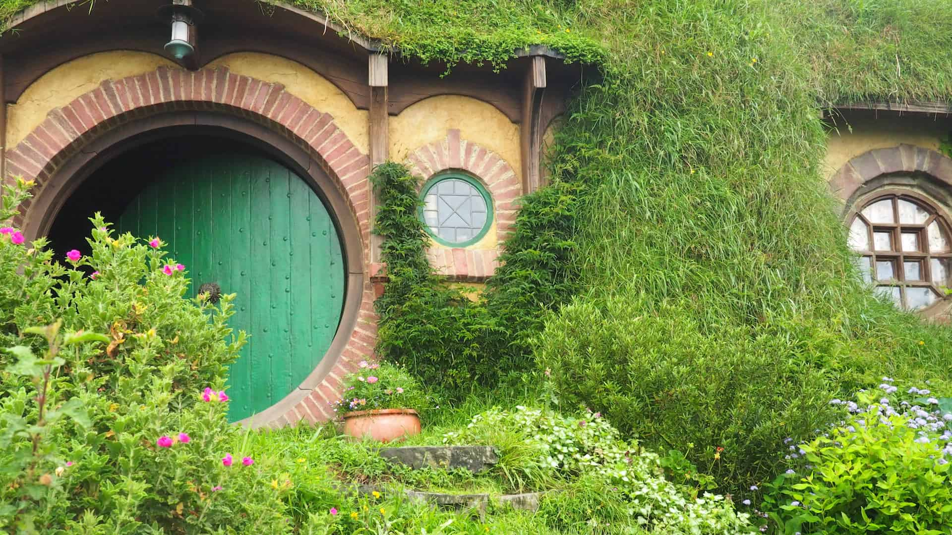 THERE AND BACK AGAIN - A VISIT TO HOBBITON