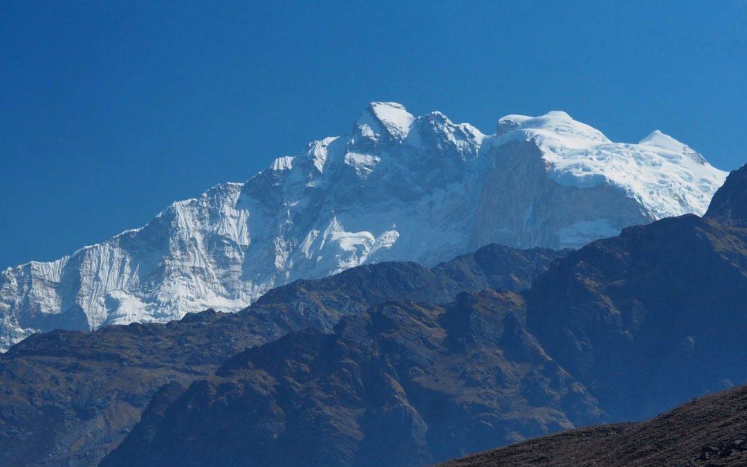 Trekking In The Nepalese Himalayas To Khopra Danda