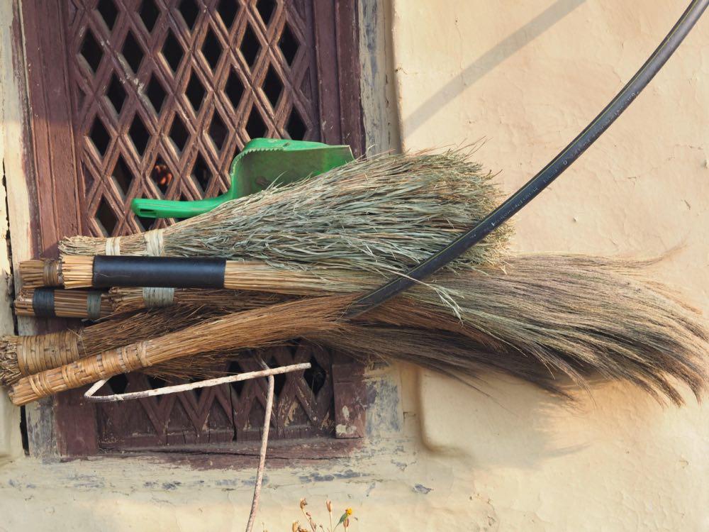 Dusters in Ghandruk