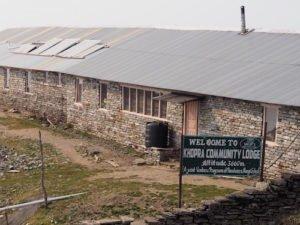 Khopra Danda Community Lodge, Khopra Danda
