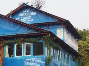 New Annapurna View Guest House, Chitre