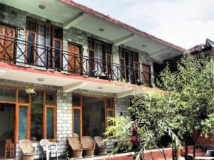 Rock Top Inn & Cafe, Manali