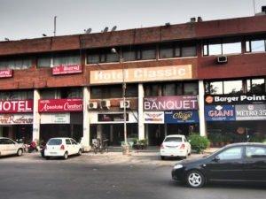 Hotel Classic, Chandigarh