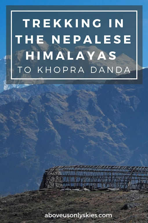 Looking for an alternative trek in the Annapurna region? Here's one that's as good as the Annapurna Base Camp trek - but without the crowds. #Nepal