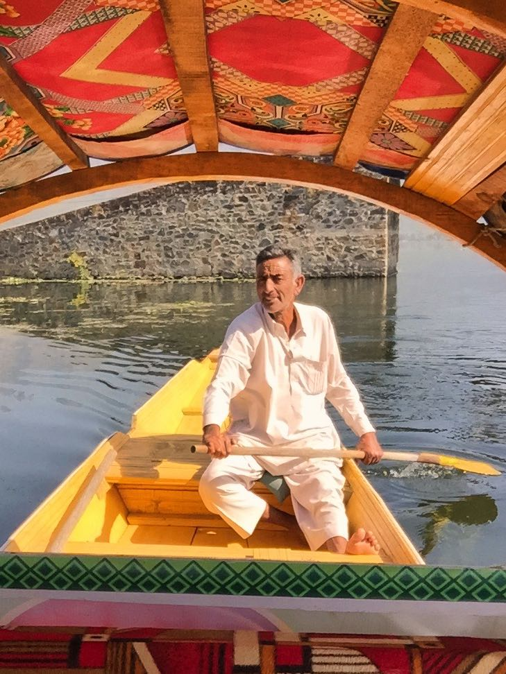 The King Of Kashmir