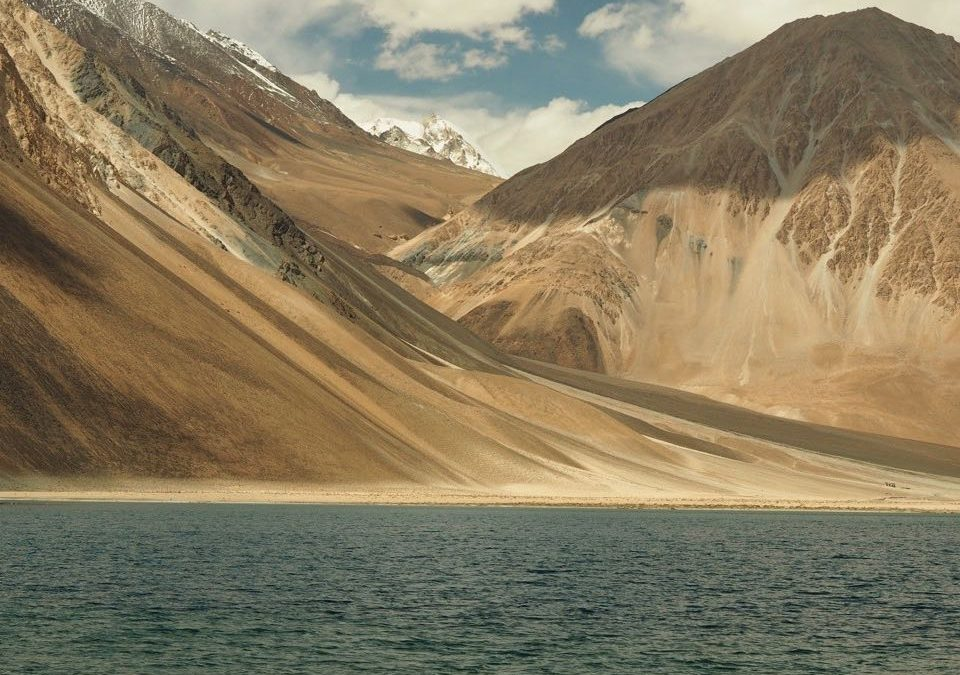 The Sublime Colours Of Pangong Tso Lake