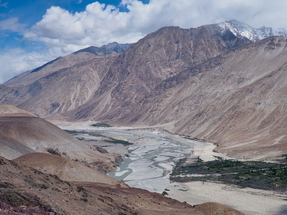 The Nubra Valley