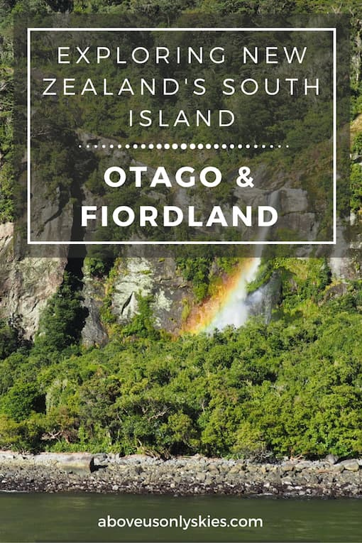 Featuring Oamaru, The Catlins, Milford Sound, Queenstown and Wanaka...