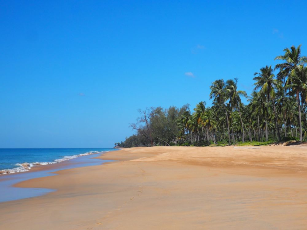 Golden Buddha Beach