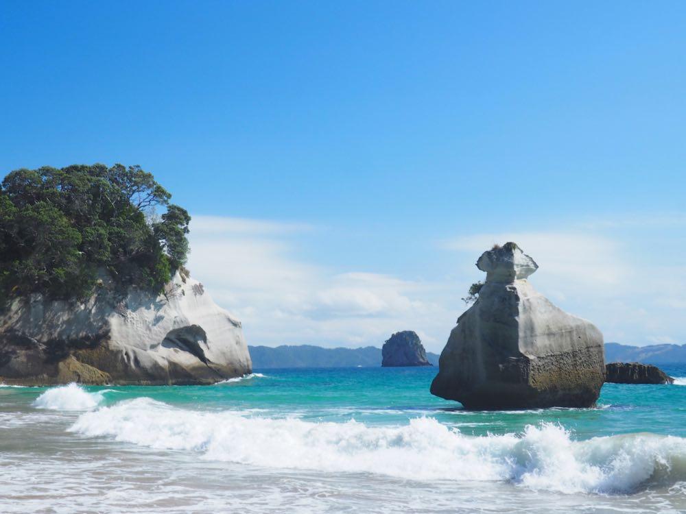 Mares Leg Cove, New Zealand
