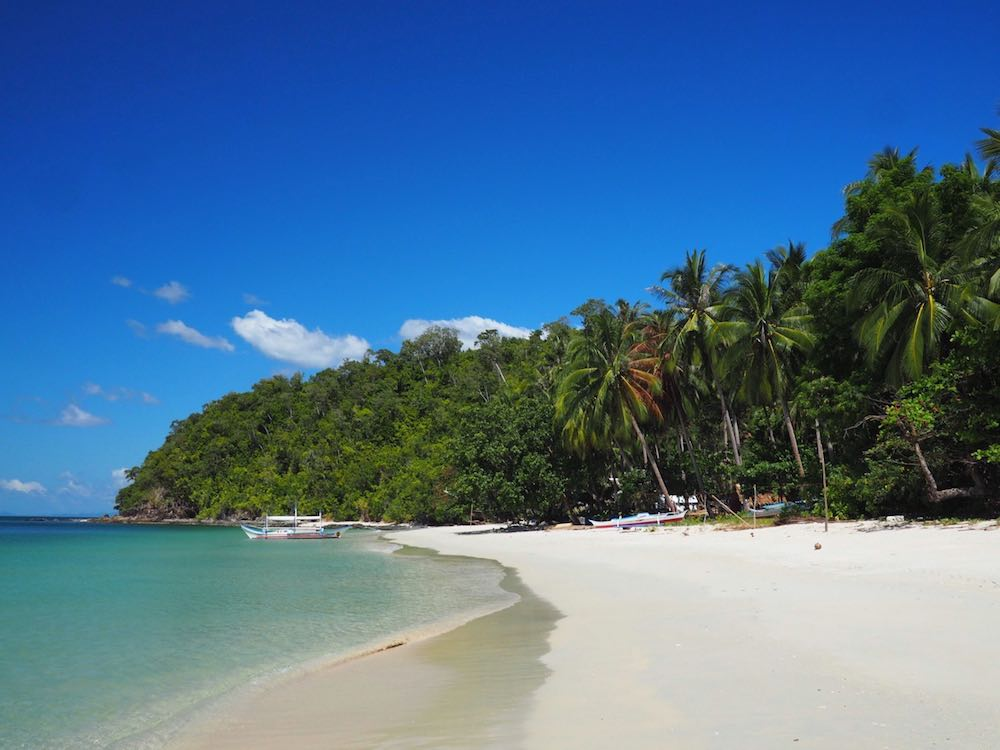 Palawan Camping Beach, The Philippines