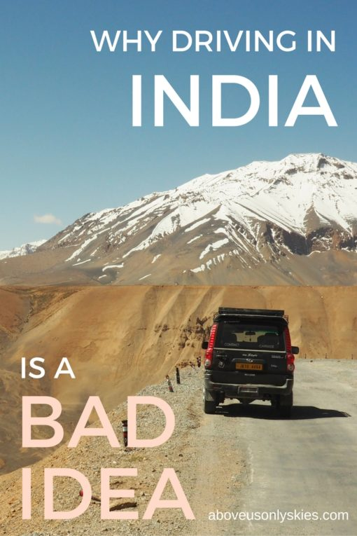 If you're thinking of taking a road trip in India you might want to read this first