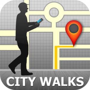 City Guide app logo