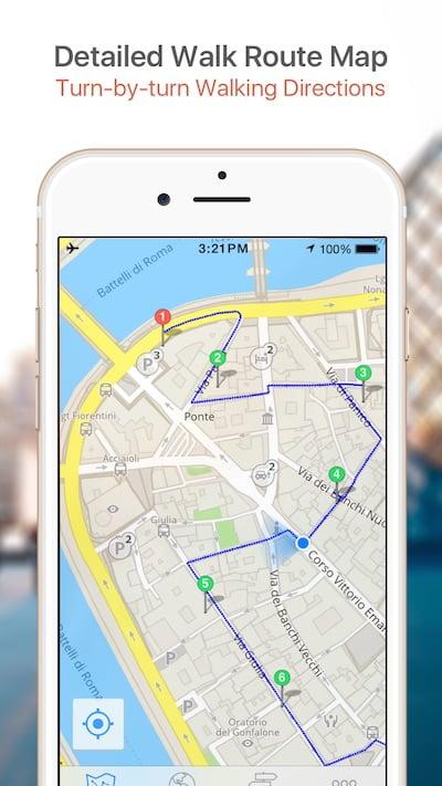 GPSmyCity app 1
