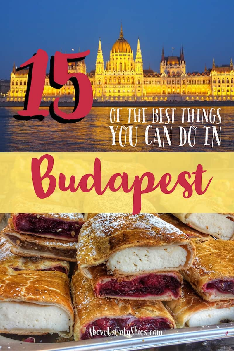 How to get the most out of Hungary's majestic Pearl of the Danube #WeekendBreak #BudapestCityBreak #CoupleTravel #CityBreak