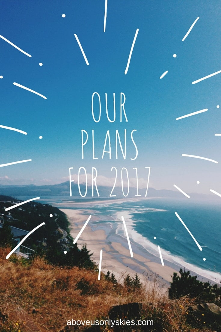 Our plans for 2017 header image