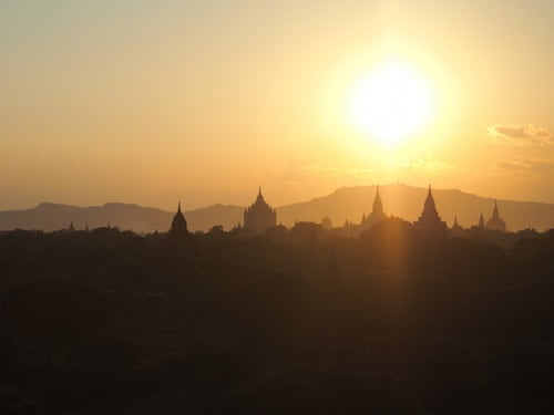 The Beguiling Temples Of Bagan