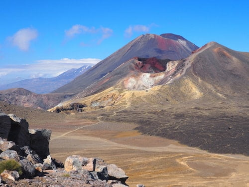The Amazing Tongariro Alpine Crossing