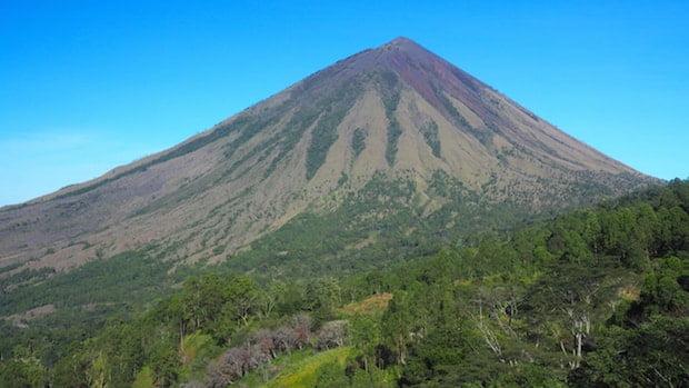 Conquering Indonesia's Spectacular Mount Inerie