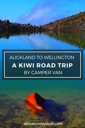 Explore volcanic landscapes, world-class beaches and Maori culture in this New Zealand North Island itinerary - a two-week Auckland to Wellington road trip