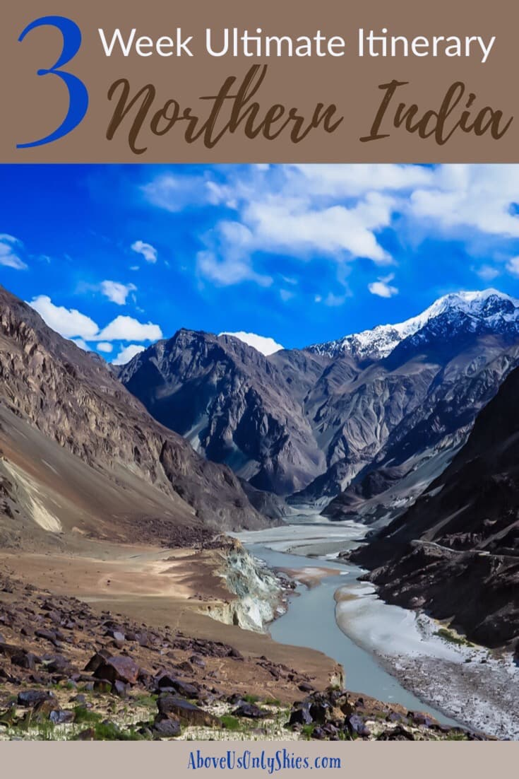 There's nowhere quite like North India - a melting pot of dramatic Himalayan scenery, cultural diversity and tales of husband-stealing female yetis...