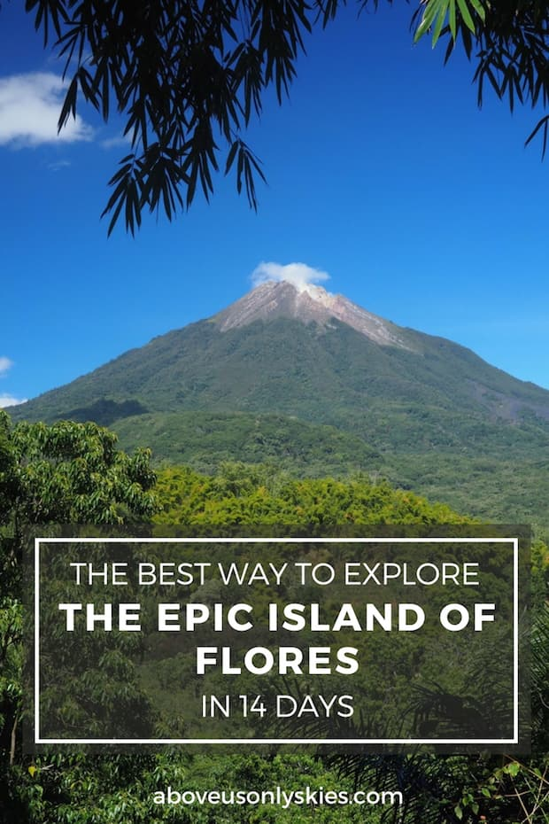 If you're planning to explore Flores - an Indonesian island with a special brew of volcanoes, remote villages and appalling roads - then here's our ultimate 14-day guide to help you get the most out of your trip