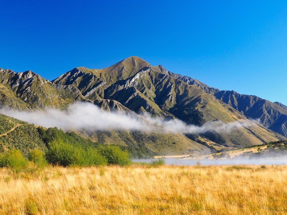 Moke Lake nr Queenstown New Zealand