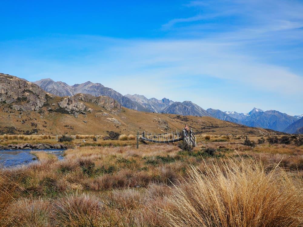 Mount Sunday Canterbury New Zealand