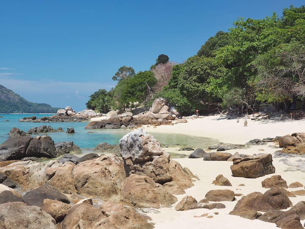 Koh Lipe - Andaman Coast Itinerary