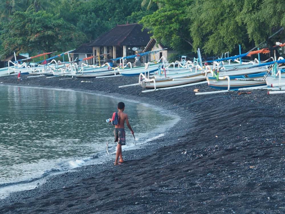 Jemeluk Beach - Authentic Bali