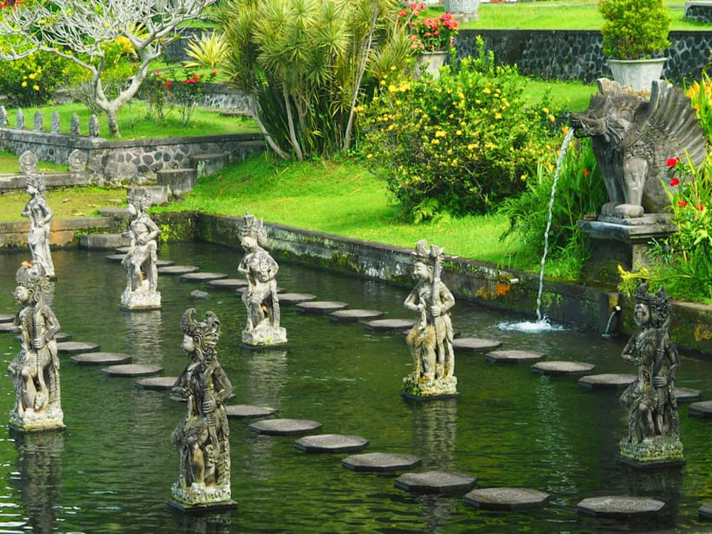 Tirta Gangga - Authentic Bali