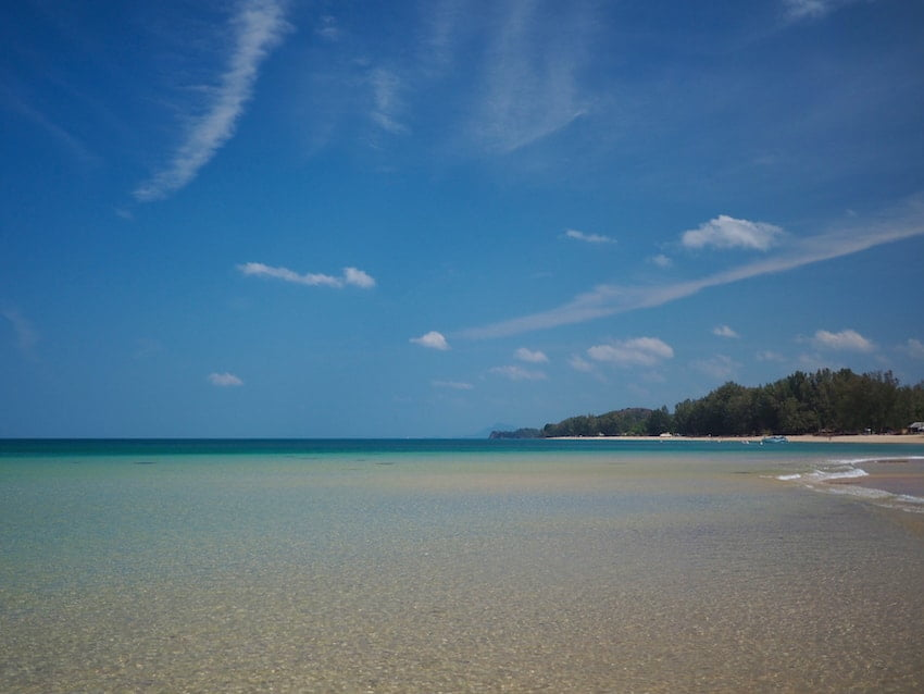 Thailand 39 s andaman coast the ultimate itinerary above - Dive and relax koh lanta ...