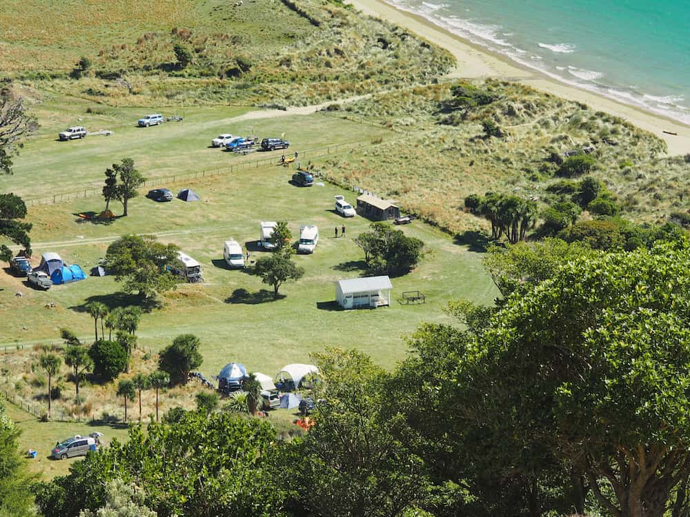 Titirangi Farm - New Zealand Campsites