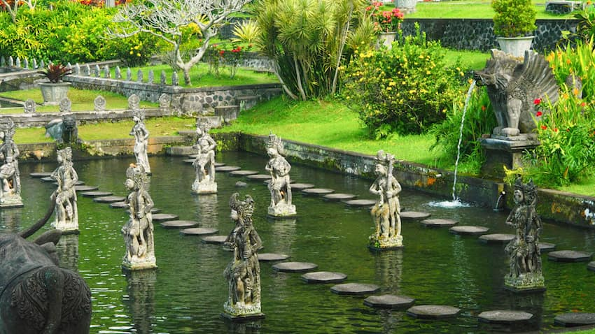 Tirta Gangga Royal Water Garden: Authentic Bali And How To Avoid The Crowds
