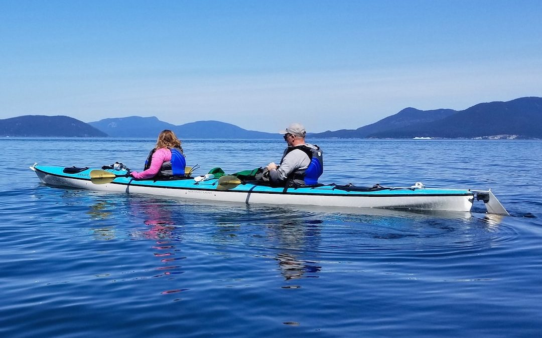 Searching For Orcas With An Anacortes Kayak Tour