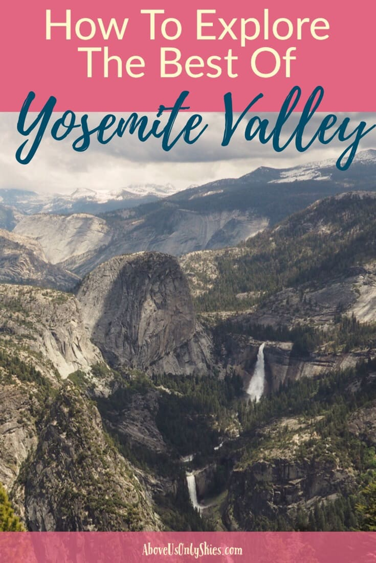 Our first-timer's guide to discovering the best of the majestic Yosemite Valley in three days, including the best day hikes, when to go and how to avoid the crowds #Yosemite #CampingUSA #USANationalParks #YosemiteValley #CaliforniaTravel