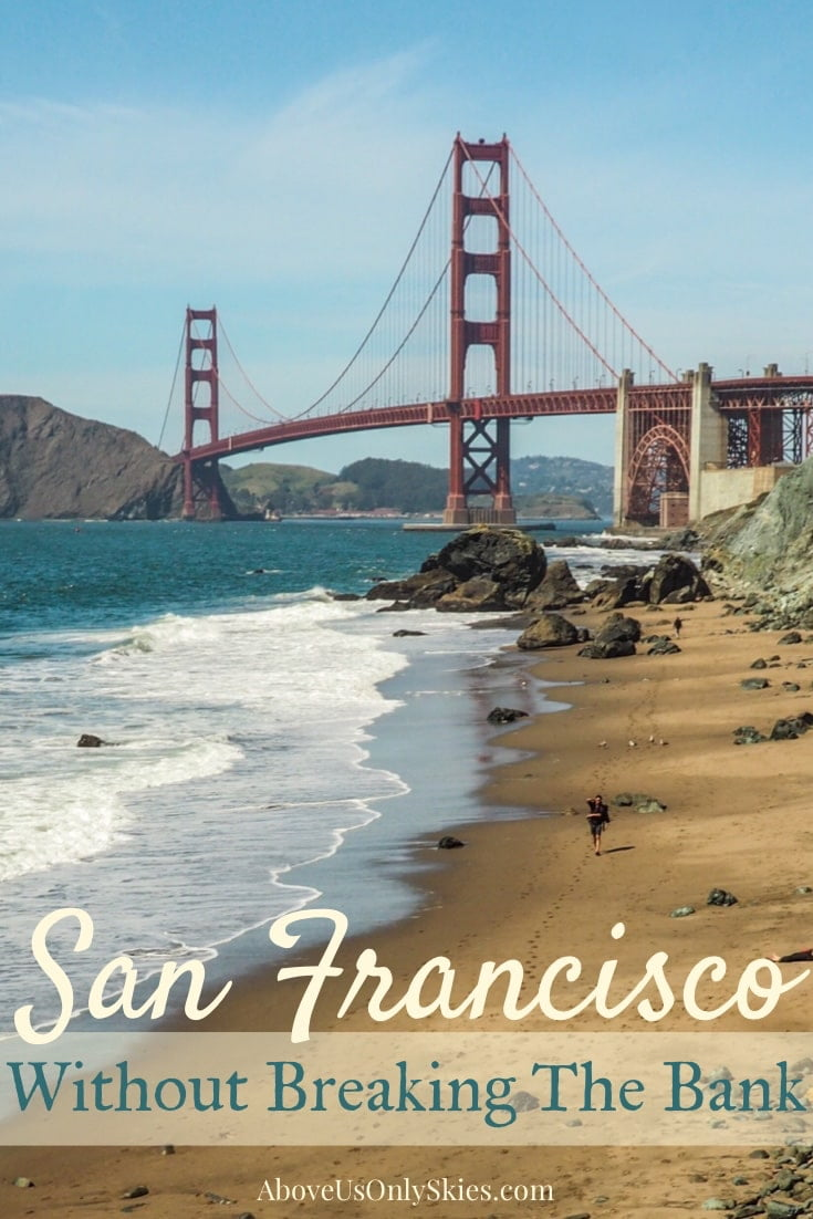 "We reckon San Francisco should be on everybody's US travel wish list. And it doesn't have to cost you a fortune to see the best it has to offer. Here's our budget guide to the ""City by the Bay"" #BudgetSanFrancisco #SanFranciscoTravel #BudgetTravel #CouplesTravel"