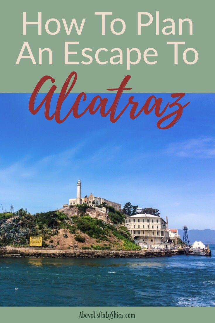 San Francisco's iconic Alcatraz Island attracts more than one million visitors each year - here's how to plan a relatively crowd-free escape and what you can expect when you get there #Alcatraz #SanFrancisco #AlcatrazPrison #CaliforniaItinerary