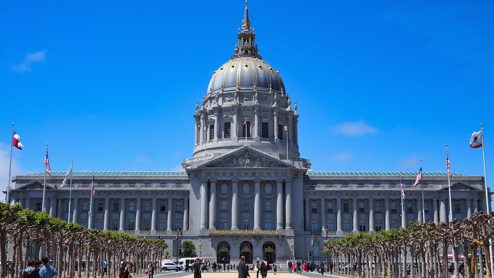 San Francisco City Hall, CA
